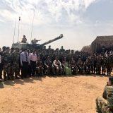 Defence Minister Sitharaman reviews Arjun tank and ATAGS in Pokhran
