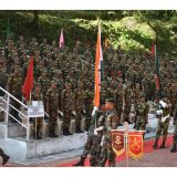 India and Bangladesh Army commenced joint military exercise