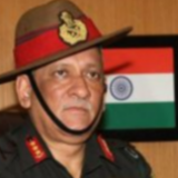 Army Chief: China and Pakistan don't posses a threat