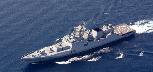 Russian frigates