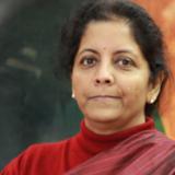 Nirmala Sitharaman takes place as India's new Defense Minister