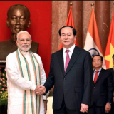 India and Vietnam to conduct joint military exercise