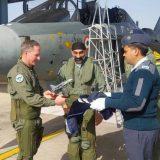 USAF Chief flies in Tejas