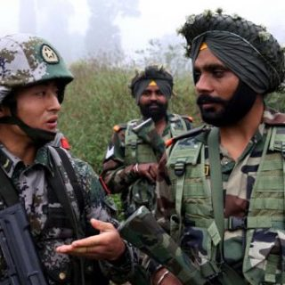 chinese-army-and-indian-army-exercise