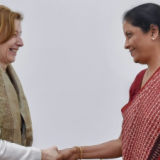 India signs logistics pact with France