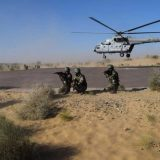 India-UK conduct joint military exercise